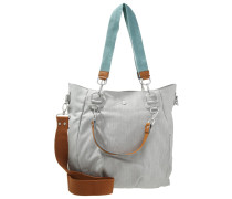 MATCH Wickeltasche light grey