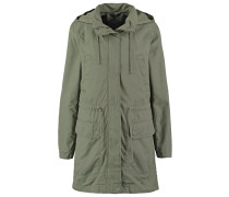 2IN1 Parka mesculen green