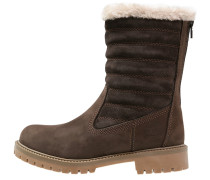 Snowboot / Winterstiefel dark brown