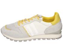 Sneaker low - grey/yellow