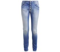 PILAR Jeans Slim Fit soft mid blue used