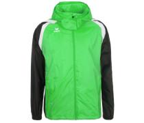 RAZOR 2.0 Regenjacke / wasserabweisende Jacke green/black/white