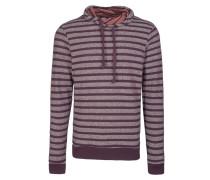 HOLGER Sweatshirt dark plum