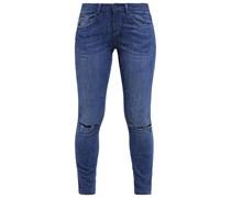 JONA Jeans Slim Fit dark stone wash denim