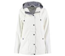 Regenjacke / wasserabweisende Jacke white