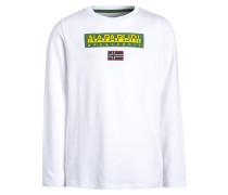 SAIMAA Langarmshirt bright white