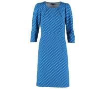 MONA Jerseykleid daphne blue