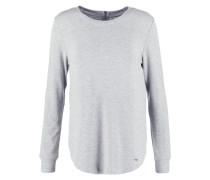 AALTJE Sweatshirt grey melange