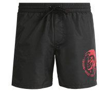 WAVE Badeshorts black