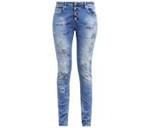PILAR Jeans Slim Fit tattoo denim