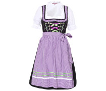 SET Dirndl black/lilac