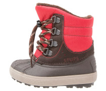 Snowboot / Winterstiefel - red