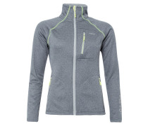 CANNES Fleecejacke grey