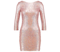 SLASH Cocktailkleid / festliches Kleid pink