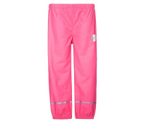 Stoffhose pink