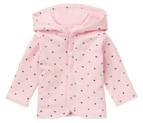 NOVI Sweatjacke light rose