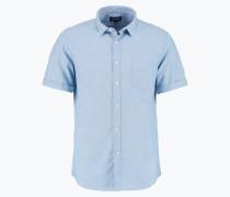 Hemd - mottled blue