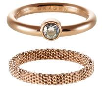 ELIN Ring rose goldcoloured