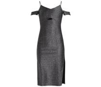 Cocktailkleid / festliches Kleid silver
