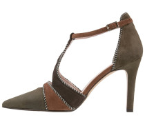 RASINE High Heel Pumps hunter/testa