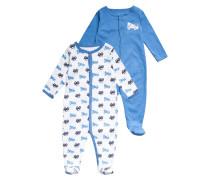 NITNIGHTSUIT 2 PACK Pyjama blue