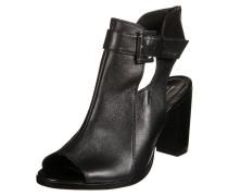 LUBECK High Heel Sandaletten noir