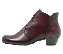 Ankle Boot wine