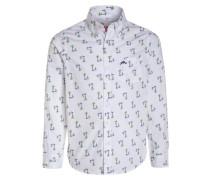 PALM TREE - Hemd - white