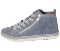Sneaker high magic blue