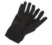 CARIBOU Fingerhandschuh black