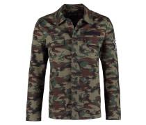 Leichte Jacke khaki