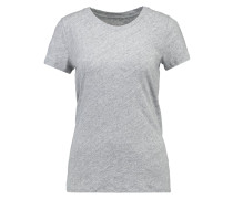 T-Shirt basic - heather graphite