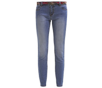 VMLAW Jeans Slim Fit light blue denim