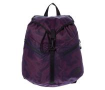 AZEDA Tagesrucksack purple dynasty/prpldy/black