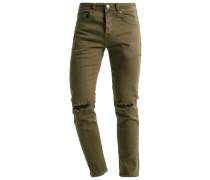 Jeans Slim Fit - khaki