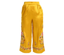 Stoffhose - yellow
