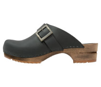 URBAN - Clogs - black