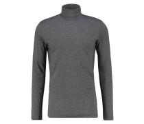 Langarmshirt grey pattern