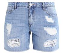 VIDITTY - Jeans Shorts - medium blue denim