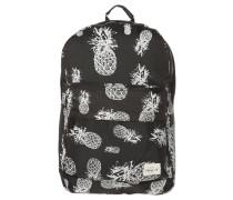 Tagesrucksack - pineapple black