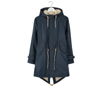 TRAVEL COZY FRIESE Regenjacke / wasserabweisende Jacke navy