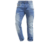 BATTLE Jeans Relaxed Fit blue