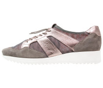 Sneaker low anthrazit/nude