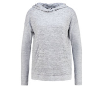 Strickpullover light grey melange