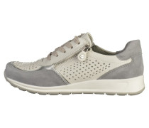Sneaker low steel/silver/cloud