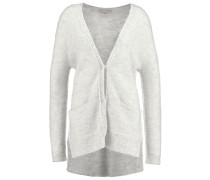 YANIS Strickjacke light grey melange