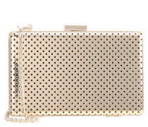 TEA AT THE RITZ Clutch gold
