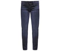 CLARA - Jeans Slim Fit - dark blue