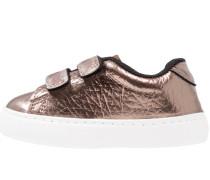 Sneaker low - bronce