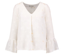 Bluse offwhite